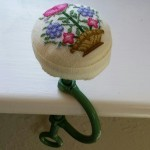 spring basket sewing clamp