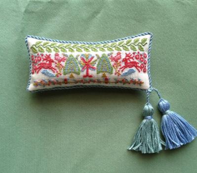 Jacobean Needle Weight