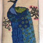 Pierre Peacock  ON SILK GAUZE