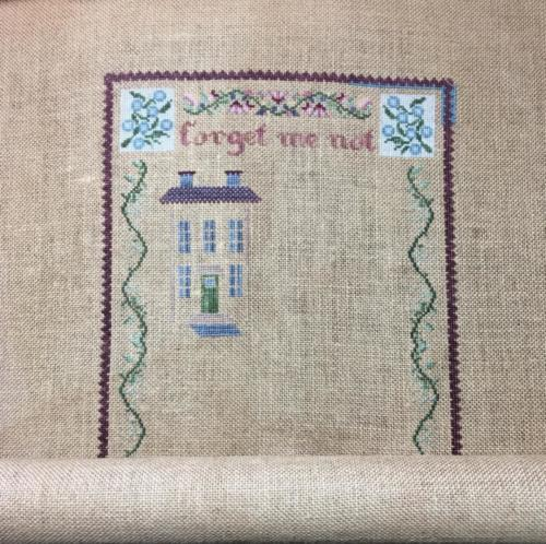 Kit-270-The-Sampler-Stitch-Progress-Early-8