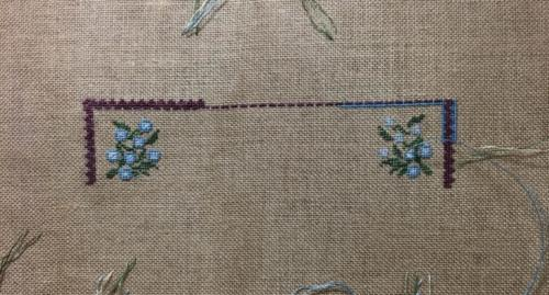 Kit-270-The-Sampler-Stitch-progress-Early-6
