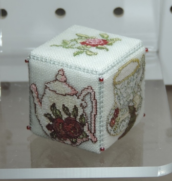 Kit 238 Teapot pin cube