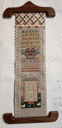 Kit 245 Sampler BellPull